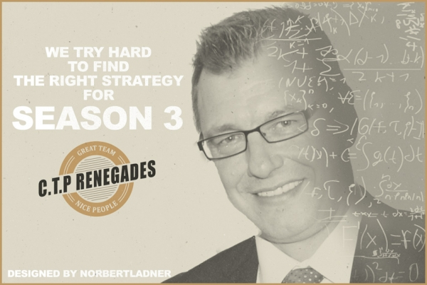 Season 3 and Renegades