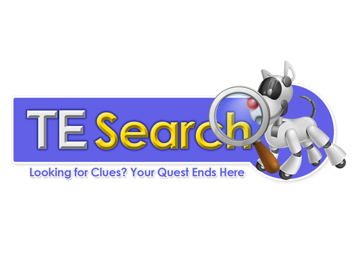 Logo for TE Search